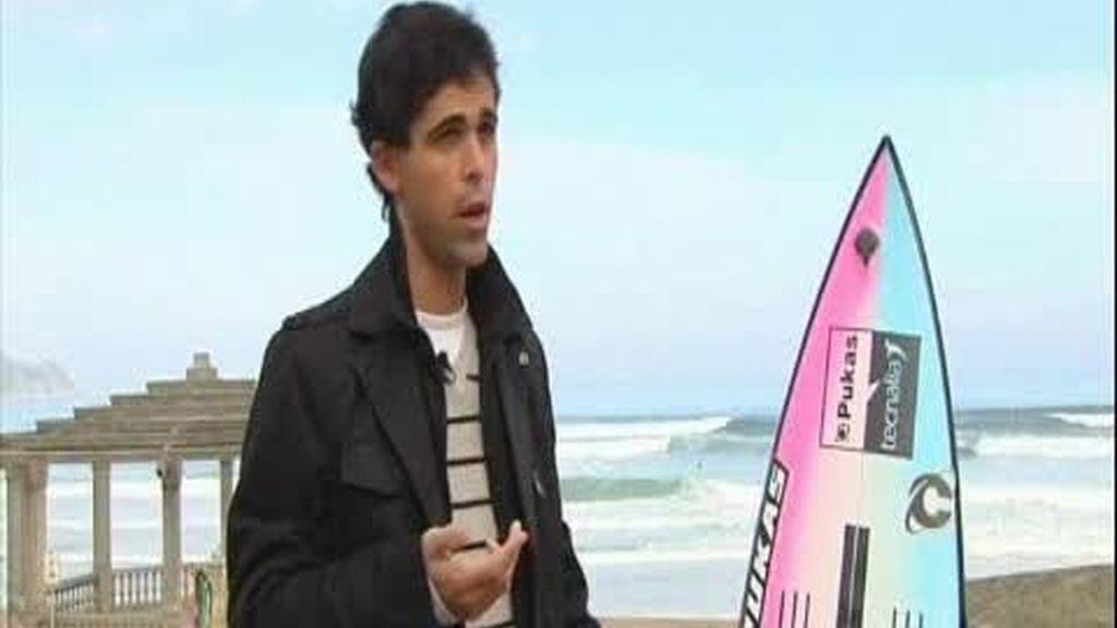 Una tabla de surf inteligente