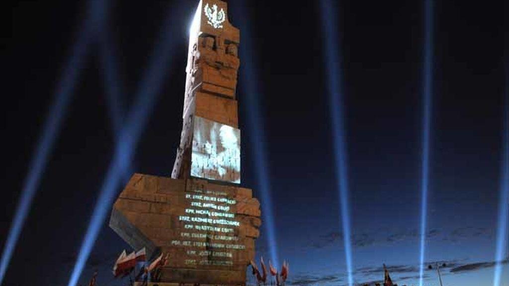 Monumento a las víctimas de la II Guerra Mundial