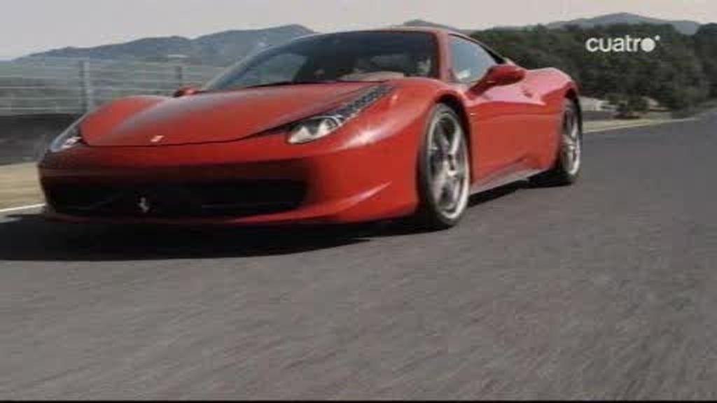 ¡Bienvenidos a la factoría Ferrari!