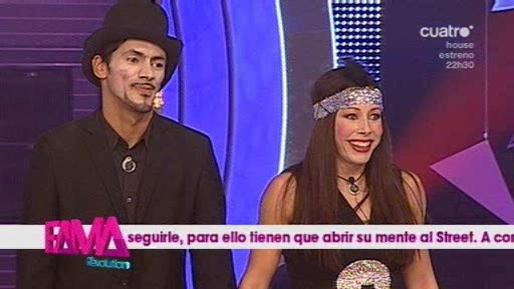 """Pepe se ha salido con su coreo de """"Cabaret"""", Tanshy y Yaëla, simplemente geniales"""