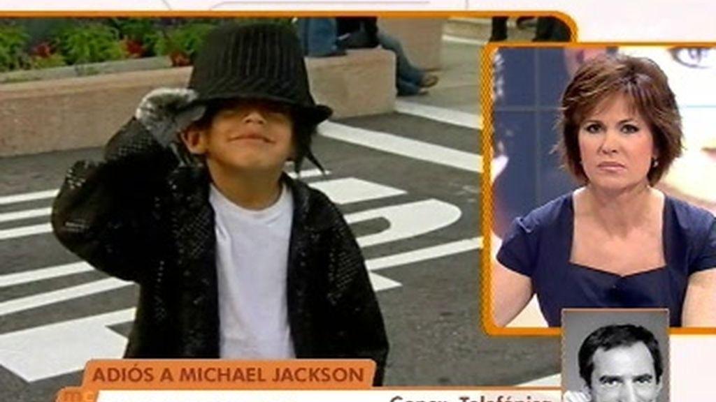 Gay Mercader, promotor musical habla de la muerte de Michael Jackson (1 de 2)