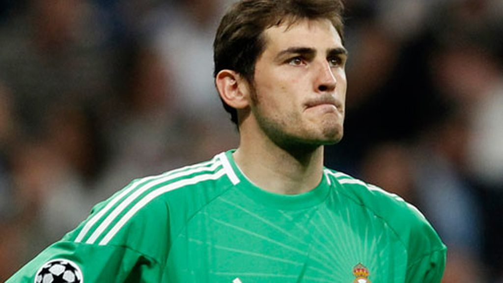 Casillas cree firmemente que el Madrid hubiera ganado al Manchester