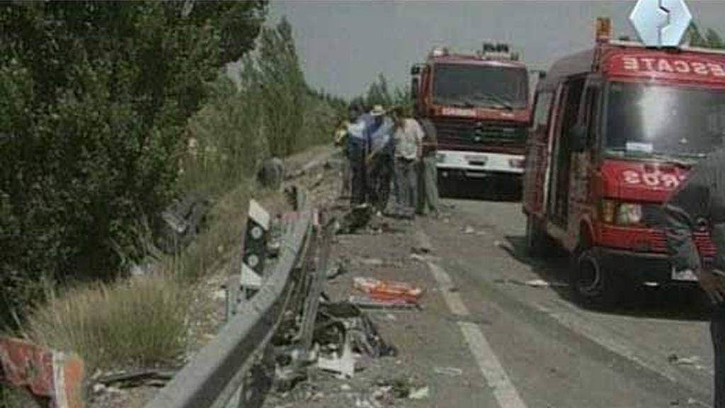 El accidente de Golmayo
