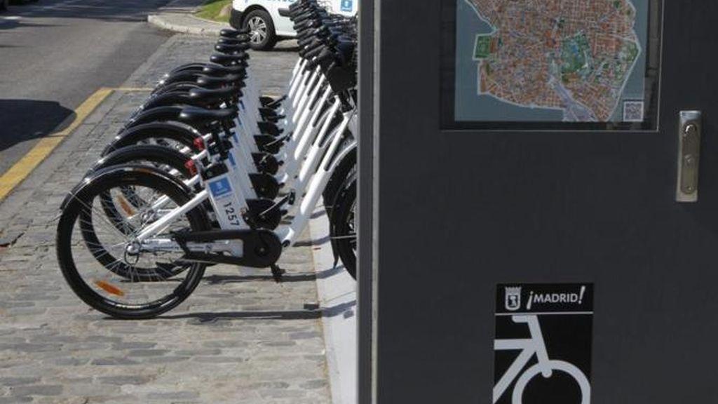 Servicio de alquiler de biciletas en Madrid