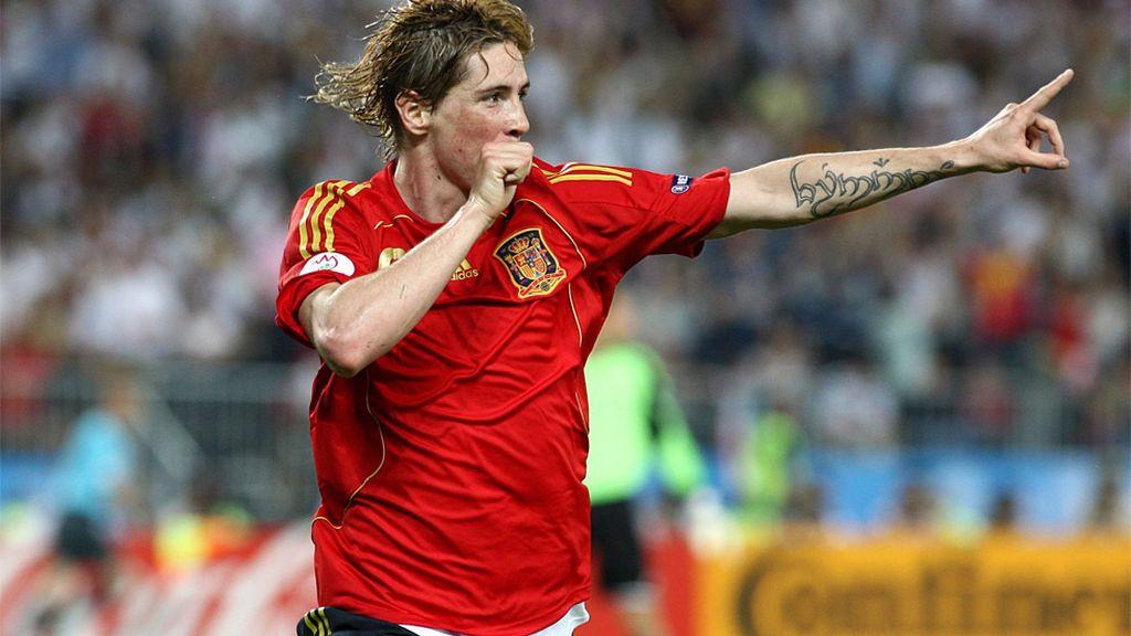 Fernando Torres es el futbolista español más rico de 2014 con 21,3 millones en el puesto 63