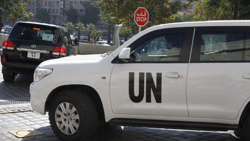 Comienza la destrucción del arsenal químico del régimen sirio