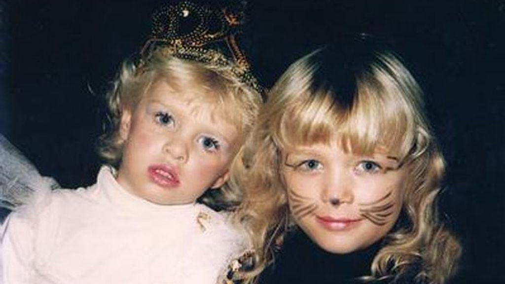 La niña que fue Paris Hilton