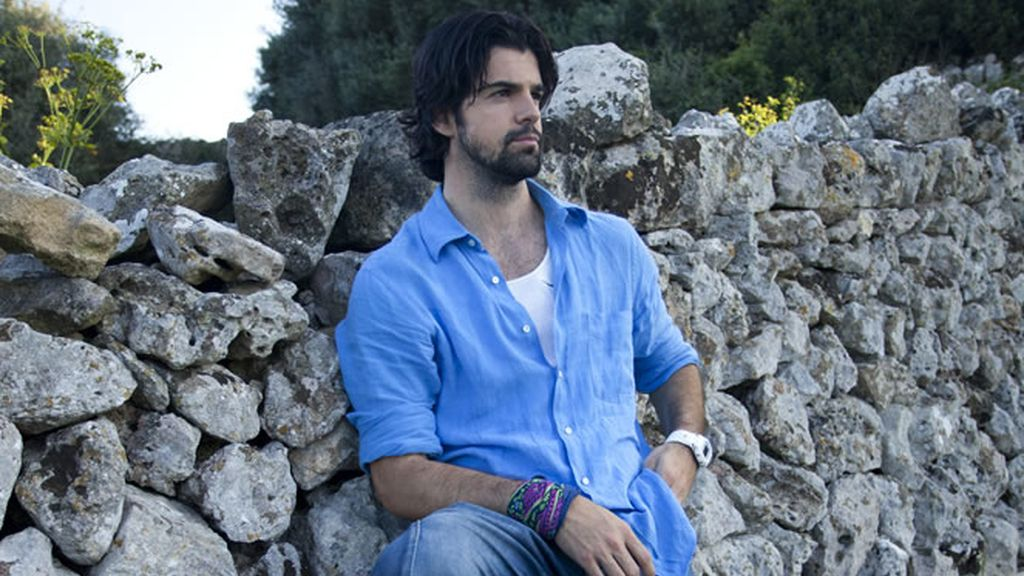 Menorca es el lugar escogido por el actor Miguel Ángel Muñoz
