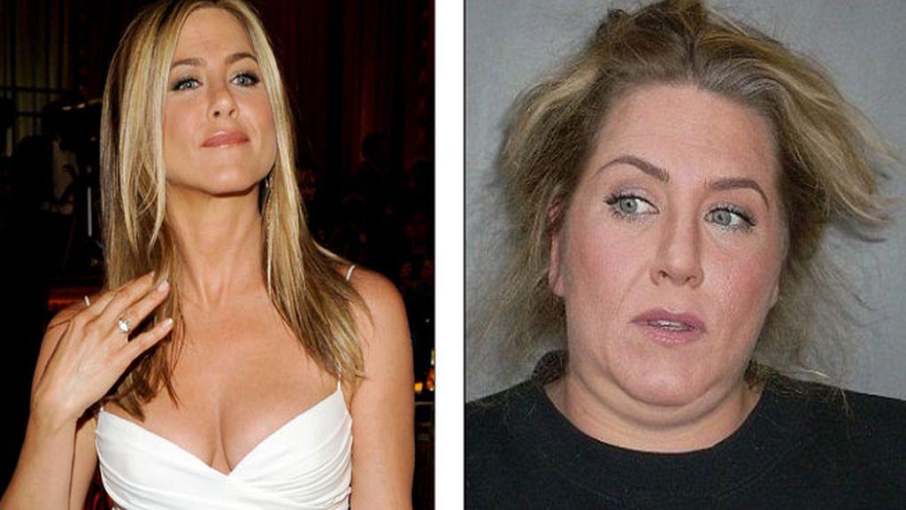 La cara 'real' de los famosos