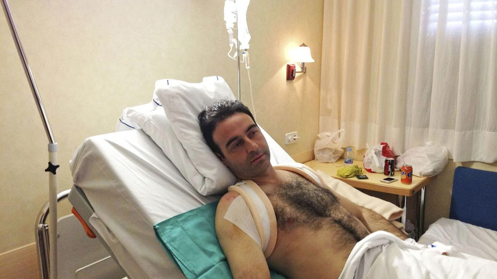 Enrique Ponce, trasladado a Madrid para ser operado