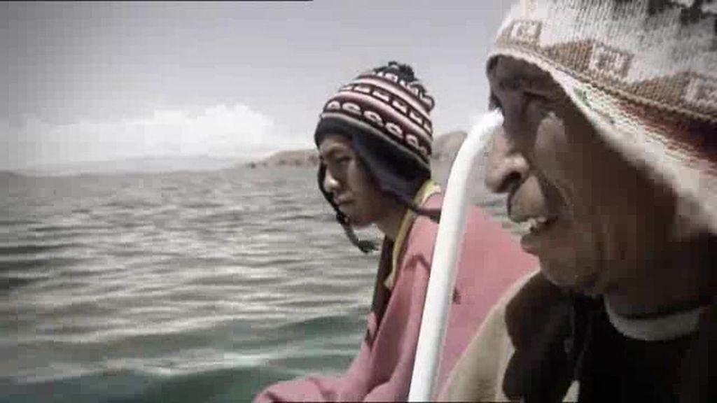 Los misterios dle Lago Titicaca