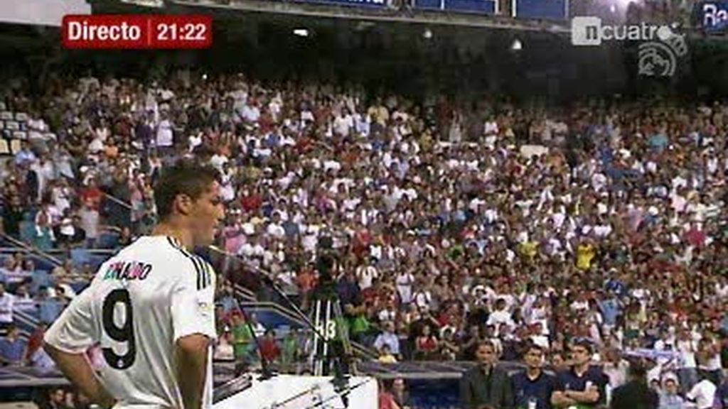 Cristiano Ronaldo desata la locura del madridismo