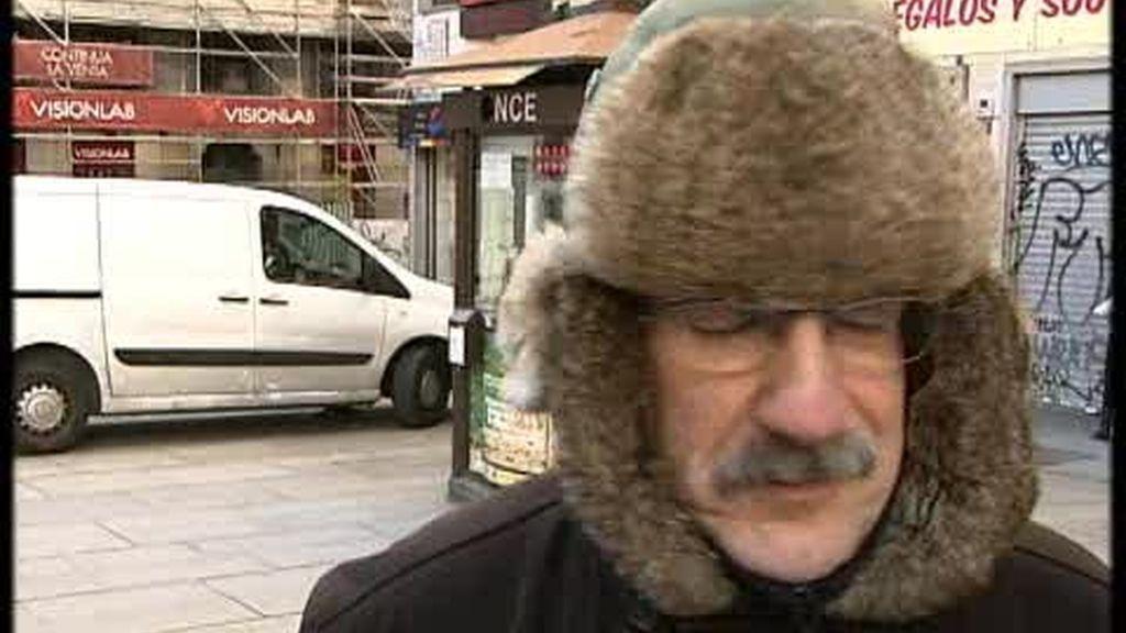 Mucho frío en toda Europa