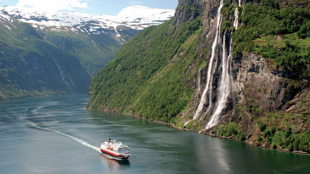 Crucero por Noruega (de 75 a 85 años)