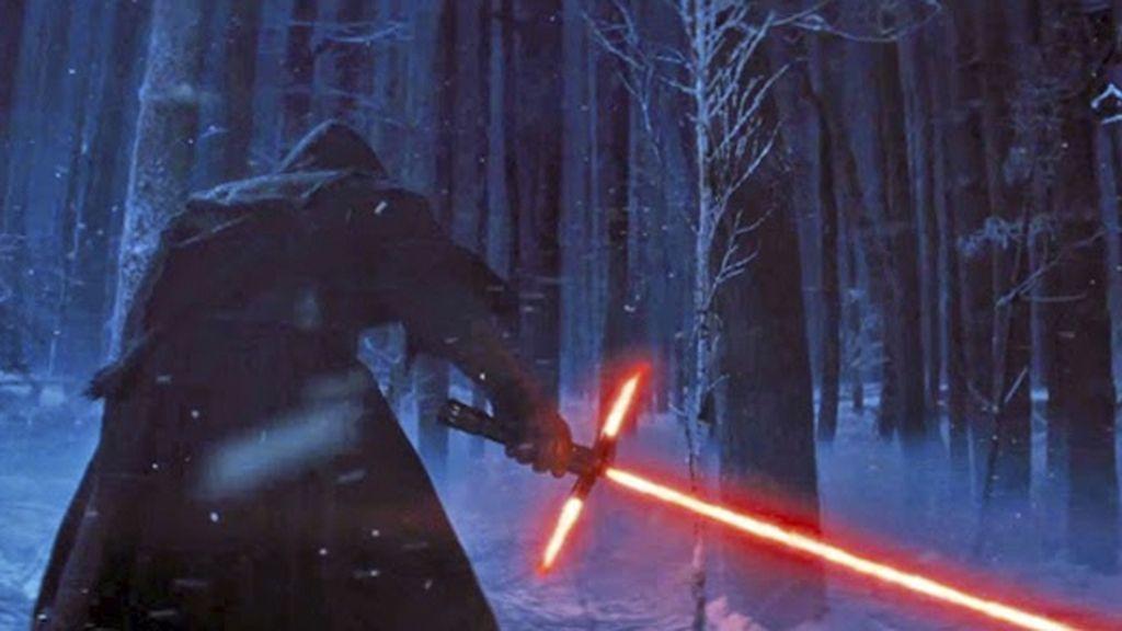 Apple,espada láser,Star Wars VII,El despertar de la Fuerza,