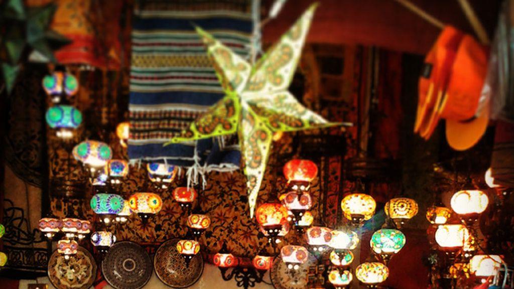 Una mágica tienda de Granada, el 'punto d' de Margarita Gómez