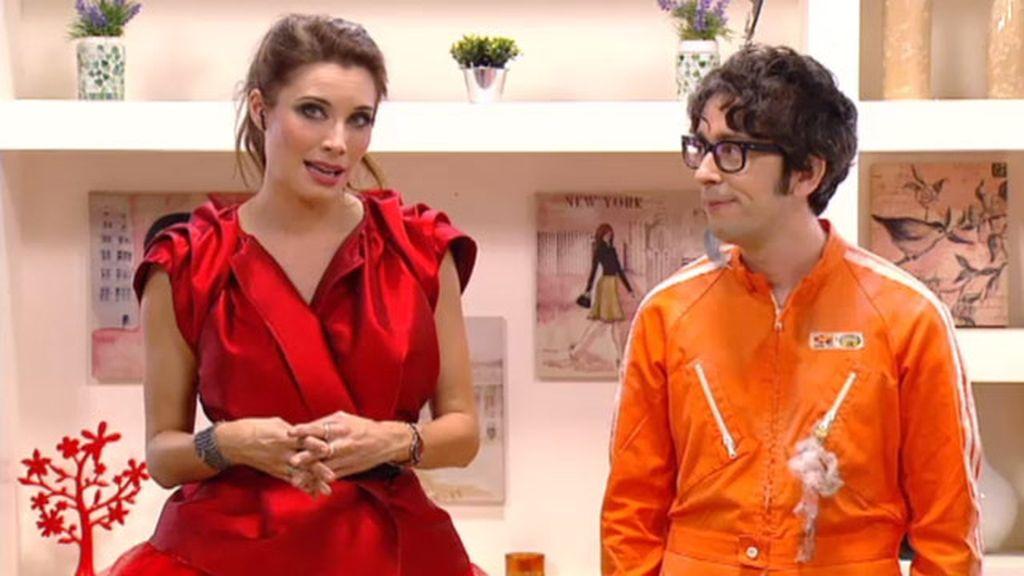 Pilar Rubio y Flipi, los amos de la casa