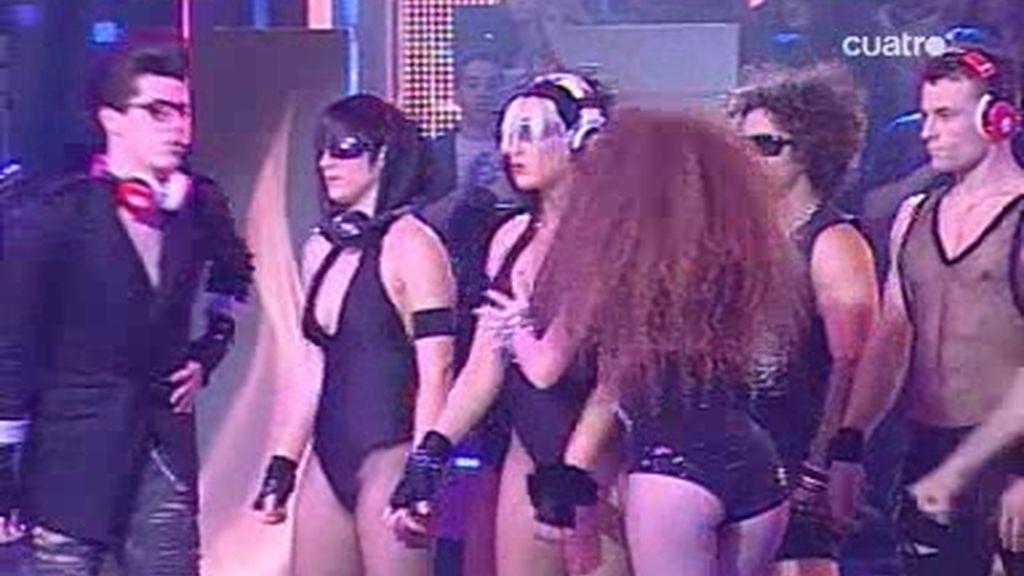 El fuego de los bailarines de Rafa Méndez