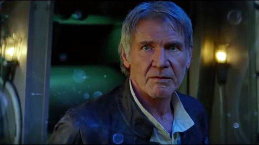 Star Wars trailer Han Solo