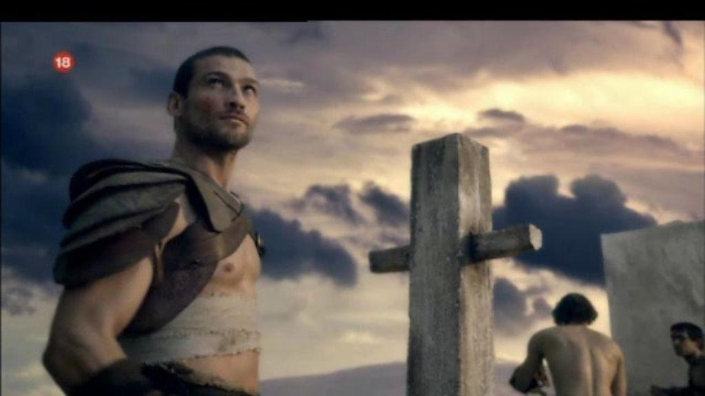 Promo Spartacus: últimos episodios