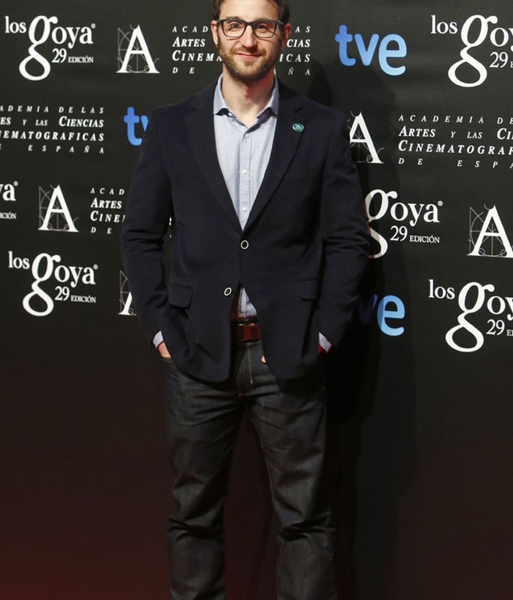 Dani Rovira, también nominado a actor revelación