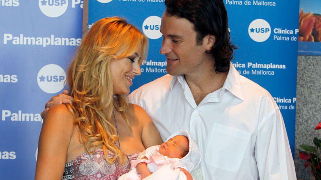 Carolina Cerezuela y Carlos Moyá se convierten en marido y mujer