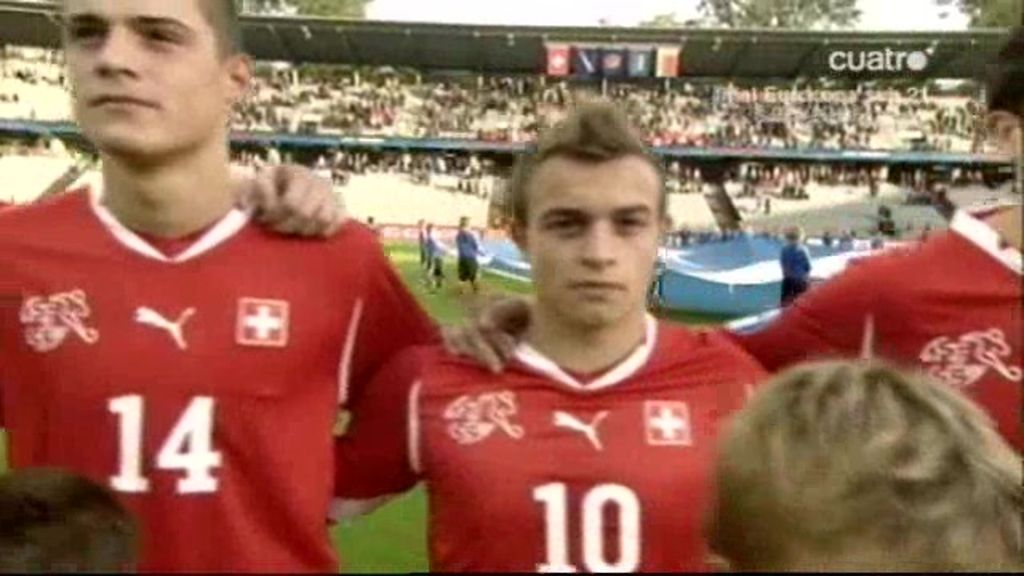 Suiza, un rival temible para la final