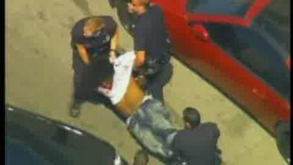 Brutalidad policial en L.A.