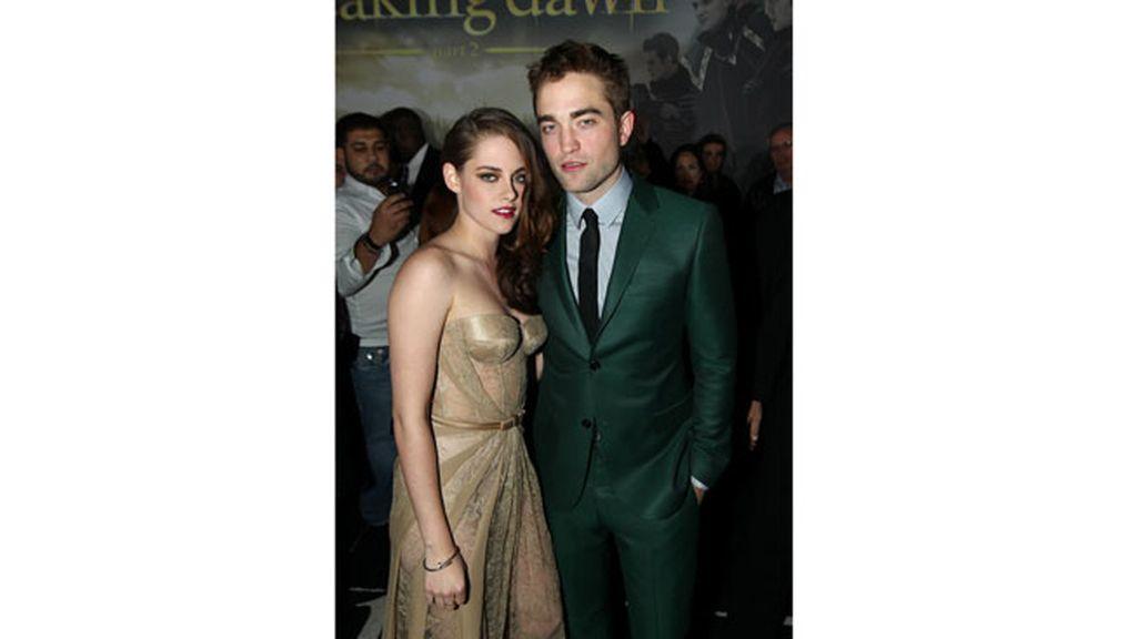 Pattinso y Stewart, ¿juntos?