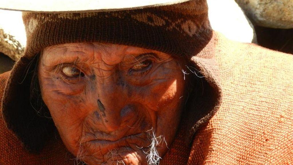 La persona más longeva del mundo tiene 123 años y es boliviano