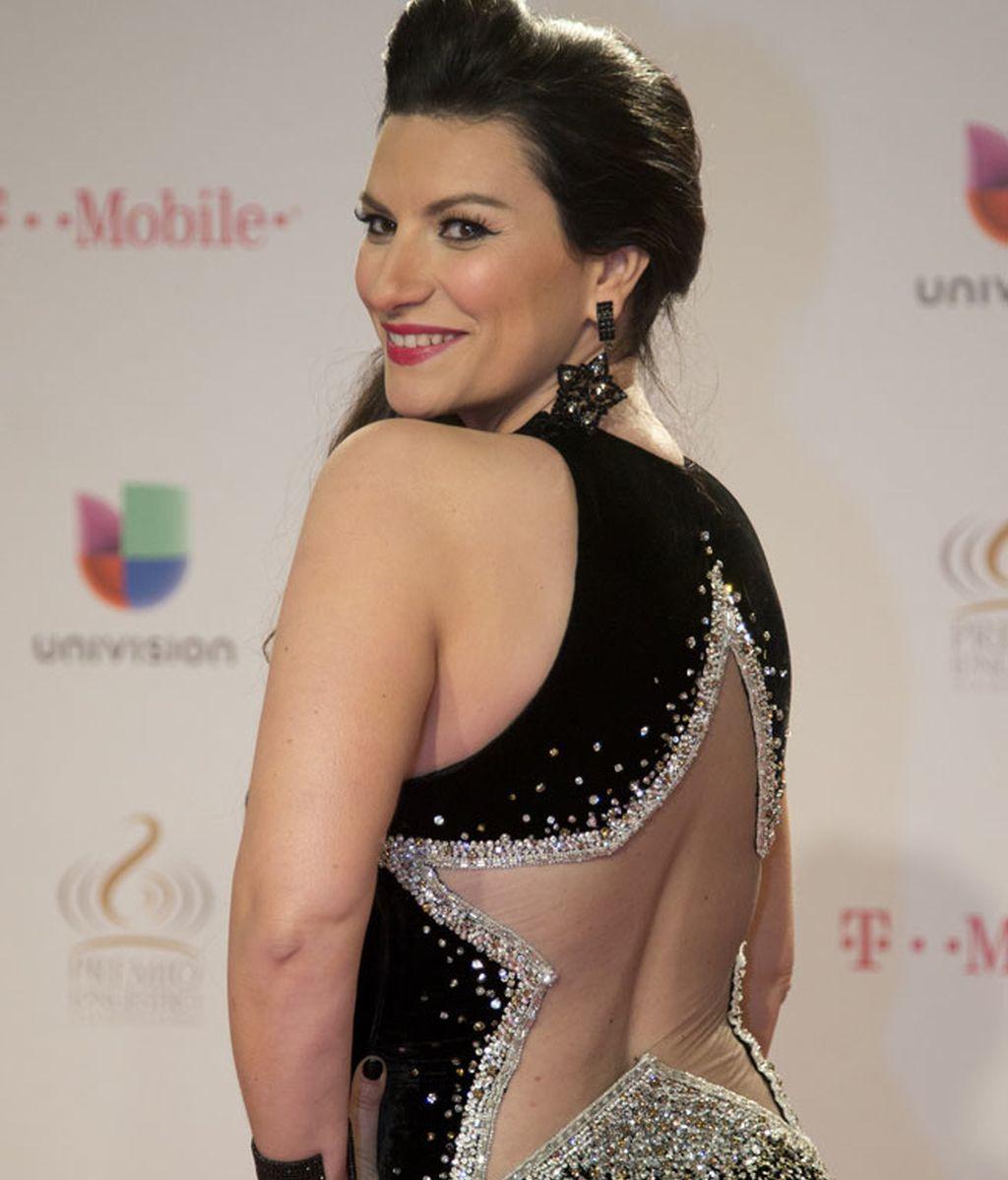 Laura Pausini, galardonada con 'Premio a la trayectoria musical'