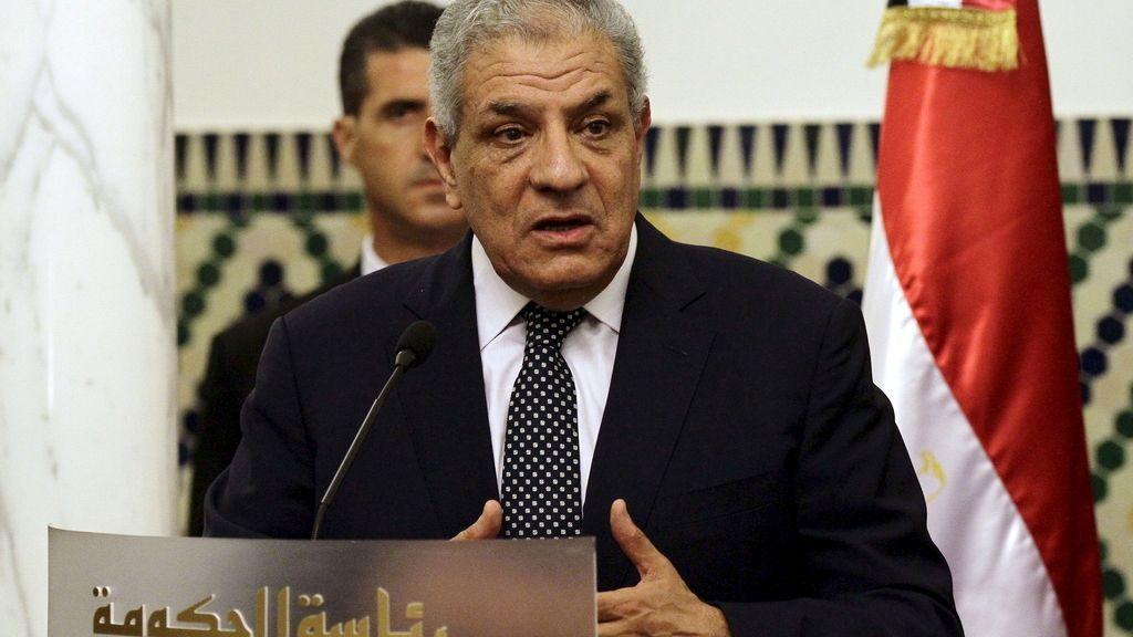 Ibrahim Mehleb, primer ministro de Egipto, dimite