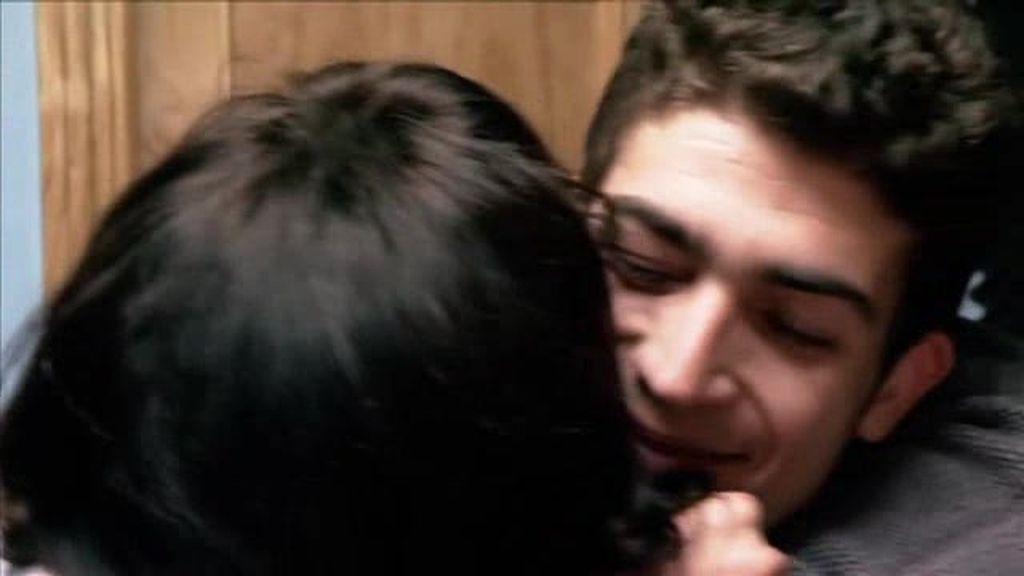 Al final Sergio recapacita con su madre