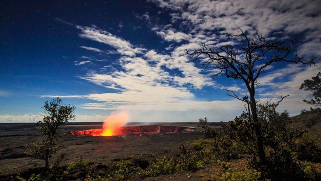 Las fotografías fueron tomadas en Hawaii