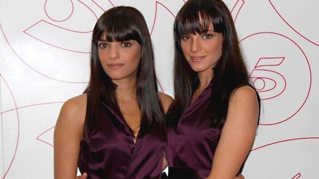 Las protagonistas de 'Almas gemelas'