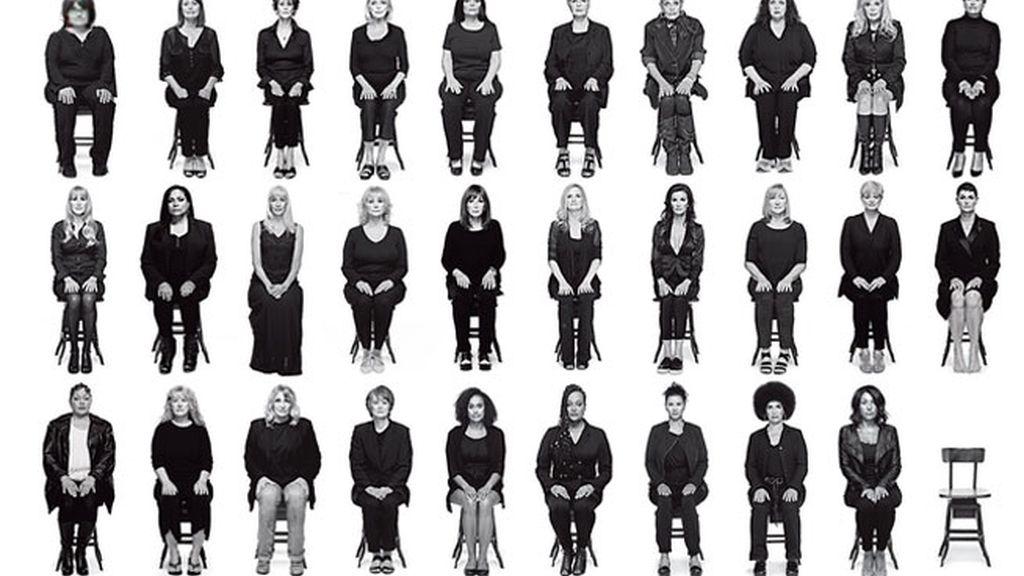 35 mujeres agredidas sexualmente por Bill Cosby muestran su rostro