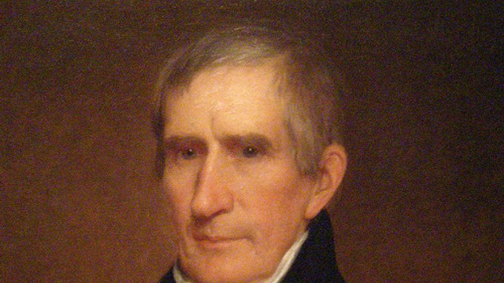 William Henry Harrison (marzo-abril 1841)