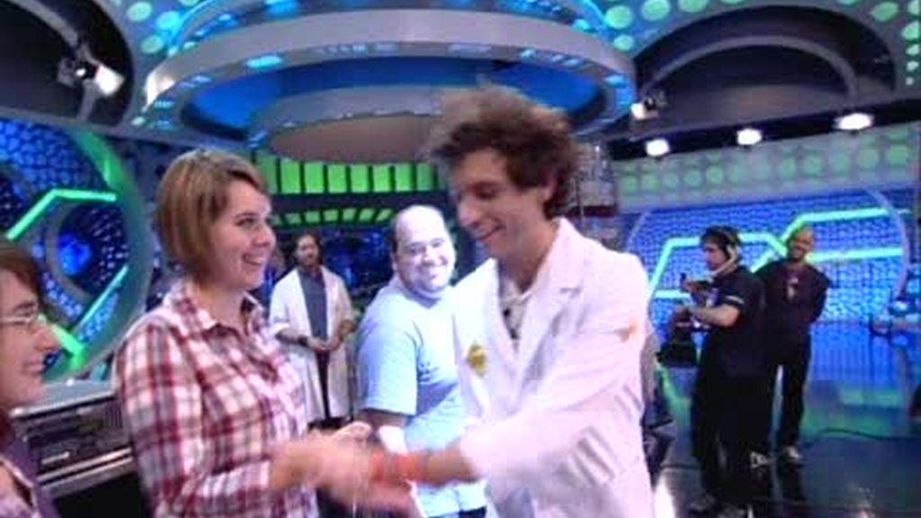EXCLUSIVA: Mika disfrutó durante la publicidad