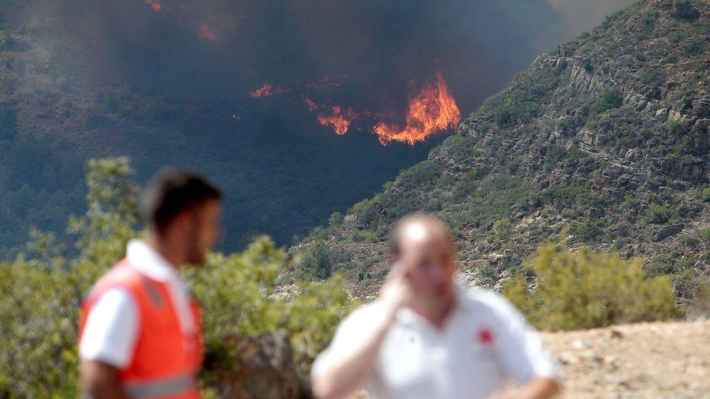 fuego Castellón