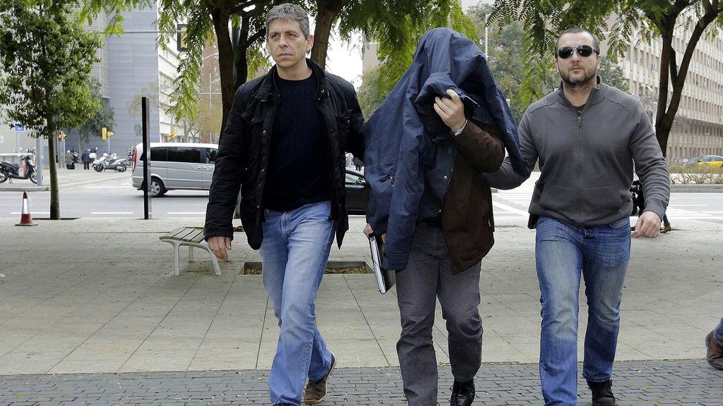 El exprofesor acusado de abusos en Barcelona
