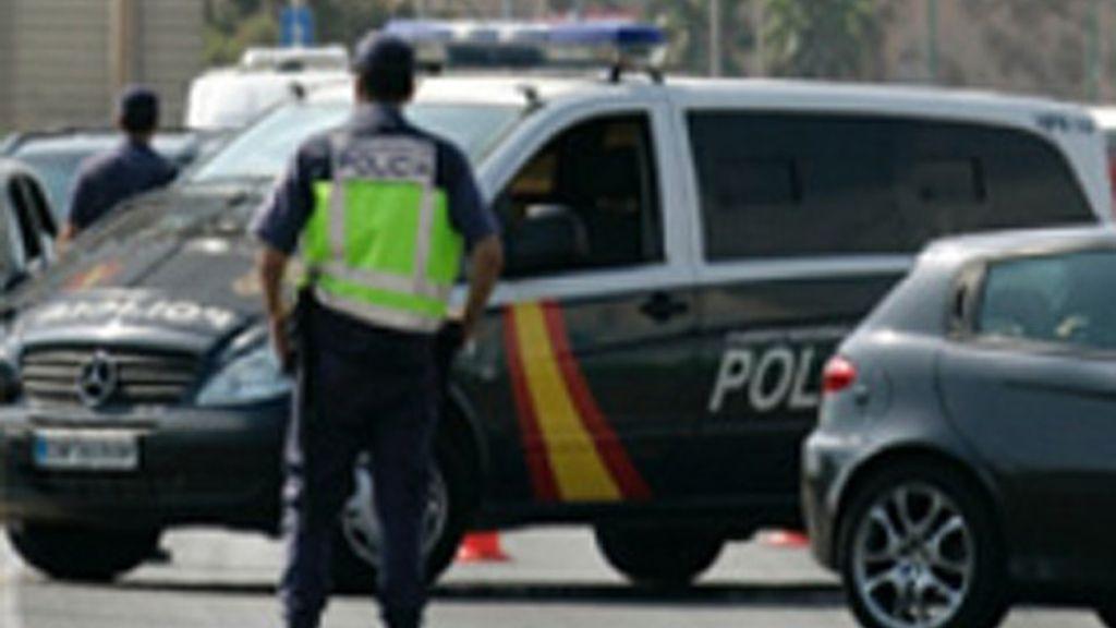 Un policía herido en disturbios de jóvenes que protestaban por desempleo