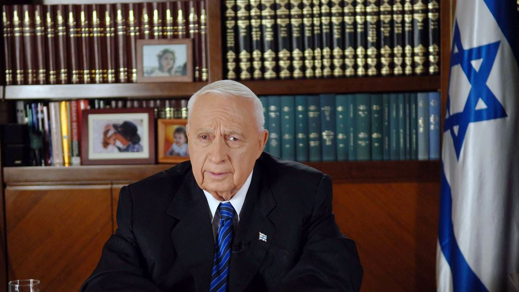 Fallece Ariel Sharon