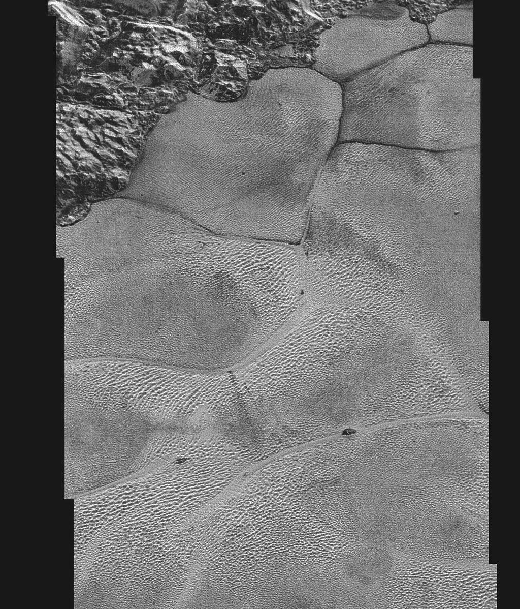 Las imagenes de Plutón