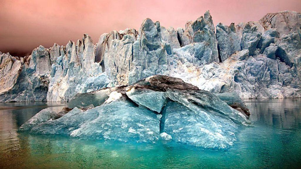 Los icebergs más espectaculares del mundo