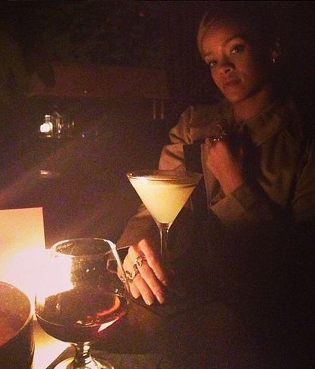 Rihanna Martini