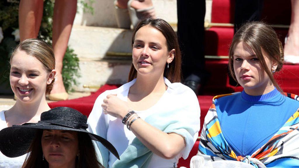 Mónaco se engalana por el bautizo del heredero al trono y su melliza