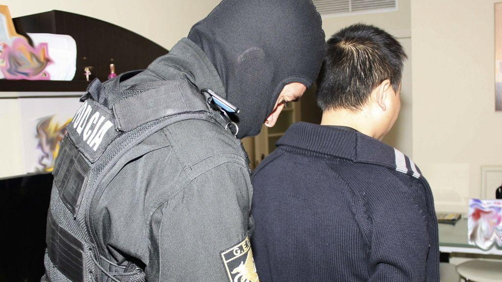 Detenido en el marco de la Operación Emperador