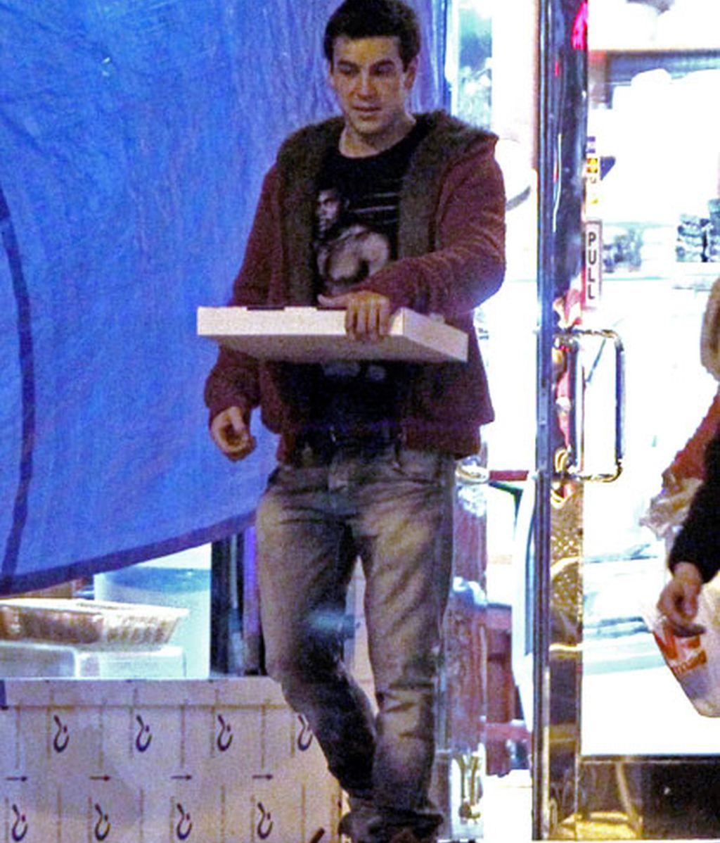 Mario Casas pasa la Semana Santa en Nueva York