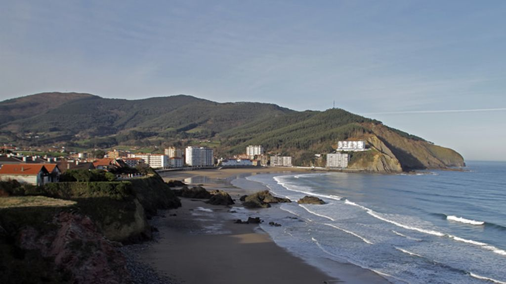 La playa de Bakio tiene para Ocio un encanto especial