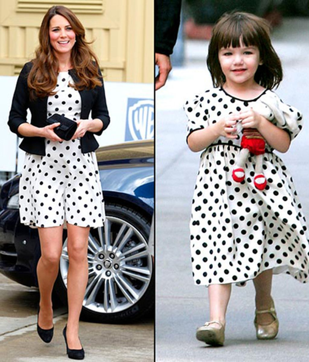 Suri Cruise, la 'coolhunter' de Kate Middlelton